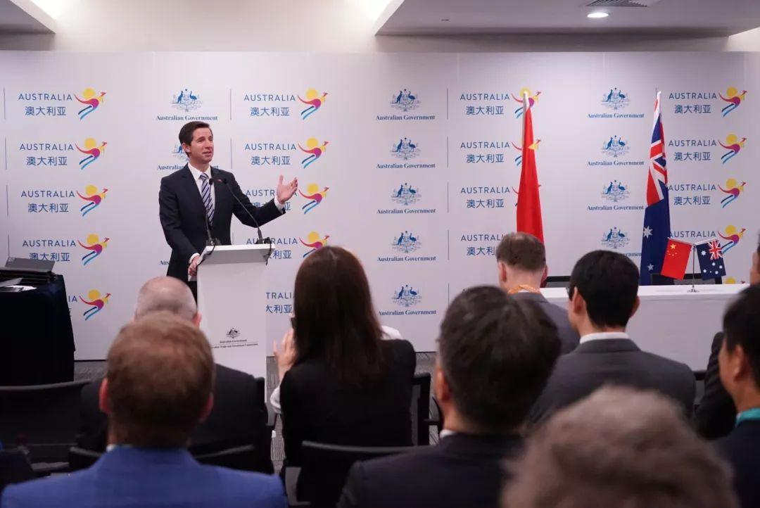 动态| 澳中企业在进博会签署多项标志性协议