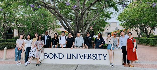 Familiarisation tour邦德大学:学习体验佳,提供更多实习机会