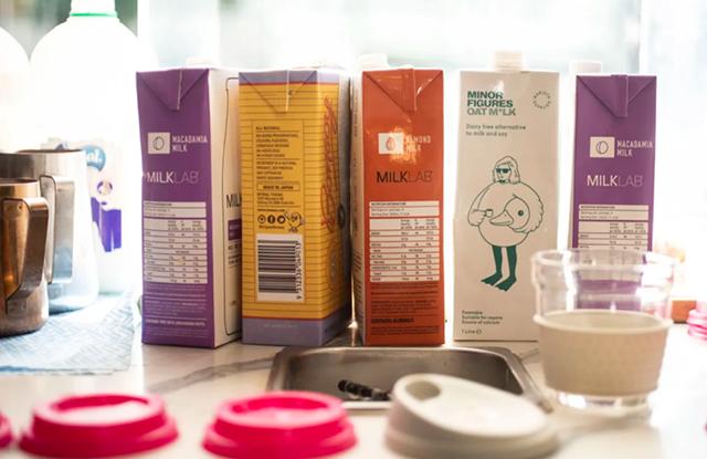 澳大利亚杏仁奶成当地消费者最受欢迎牛奶替代品