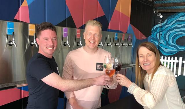澳洲最大啤酒制造商进军葡萄酒行业,将以铁桶和铝罐售卖