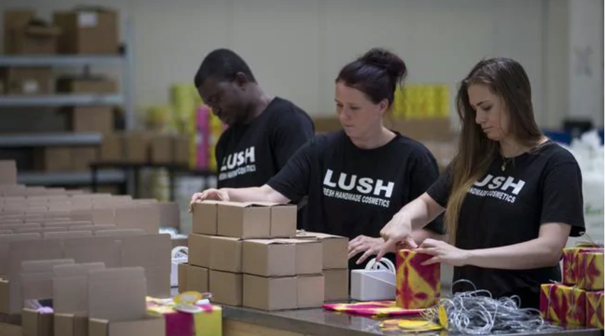 Lush澳大利亚分公司被曝违反职场法律,补偿400万澳元员工薪水