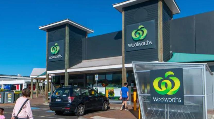 电子商务推动Woolworths销售额激增12.3%