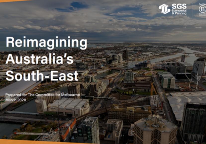 咨询机构:构建悉尼墨尔本布里斯班东部沿海大区,刺激经济复苏