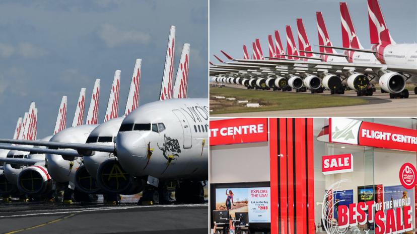 澳四大航空及旅游业巨头联手,敦促澳政府尽快开放各州边境