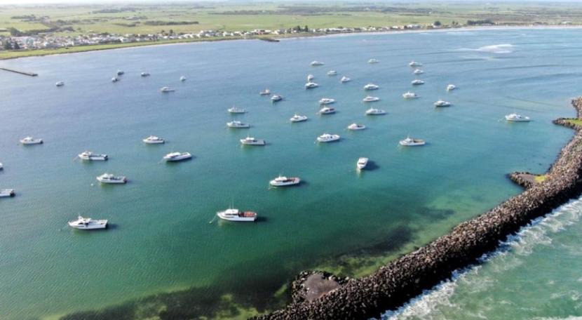 看好中国国庆中秋假日市场,南澳提前两周开放龙虾捕捞