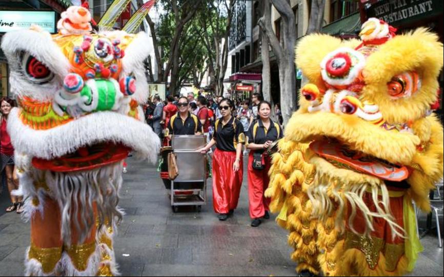 2月赴澳中国游客数量减少或将导致澳大利亚损失近14亿